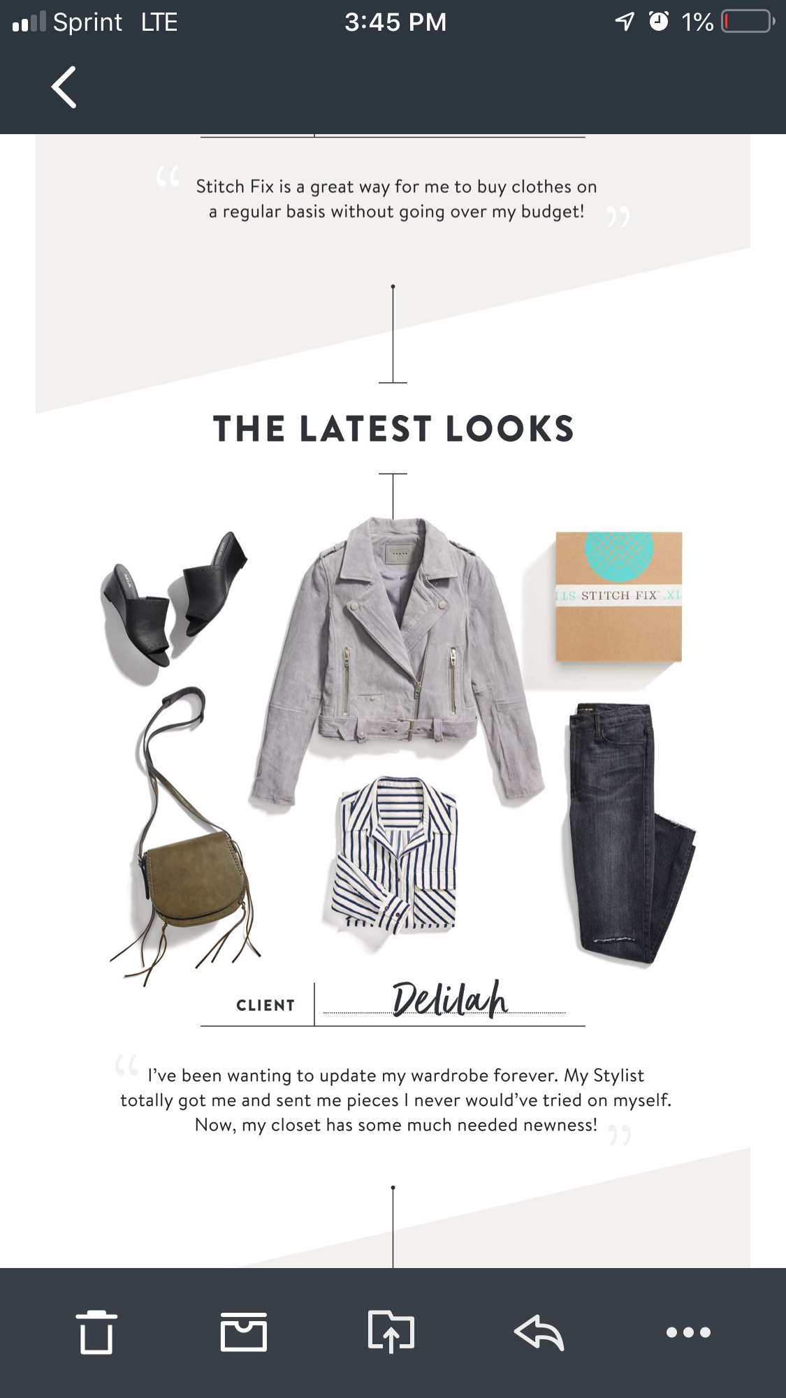df1871f98a Pin by Faith Marie© on Stitch Fix  Woman in 2019