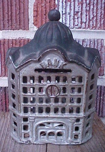 Cast Iron Bank Building Still Bank From Amazingamericana On Ruby