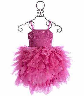 Ooh La La Couture Devin High Low Dress in Radiant Orchid