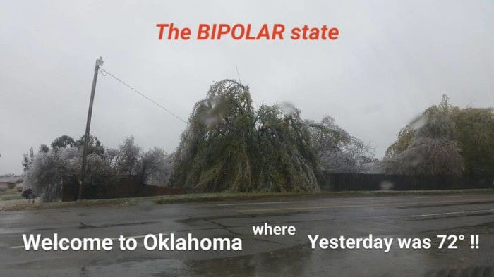 16 Hilariously Accurate Memes About Oklahoma Oklahoma Quotes Oklahoma Fun Oklahoma