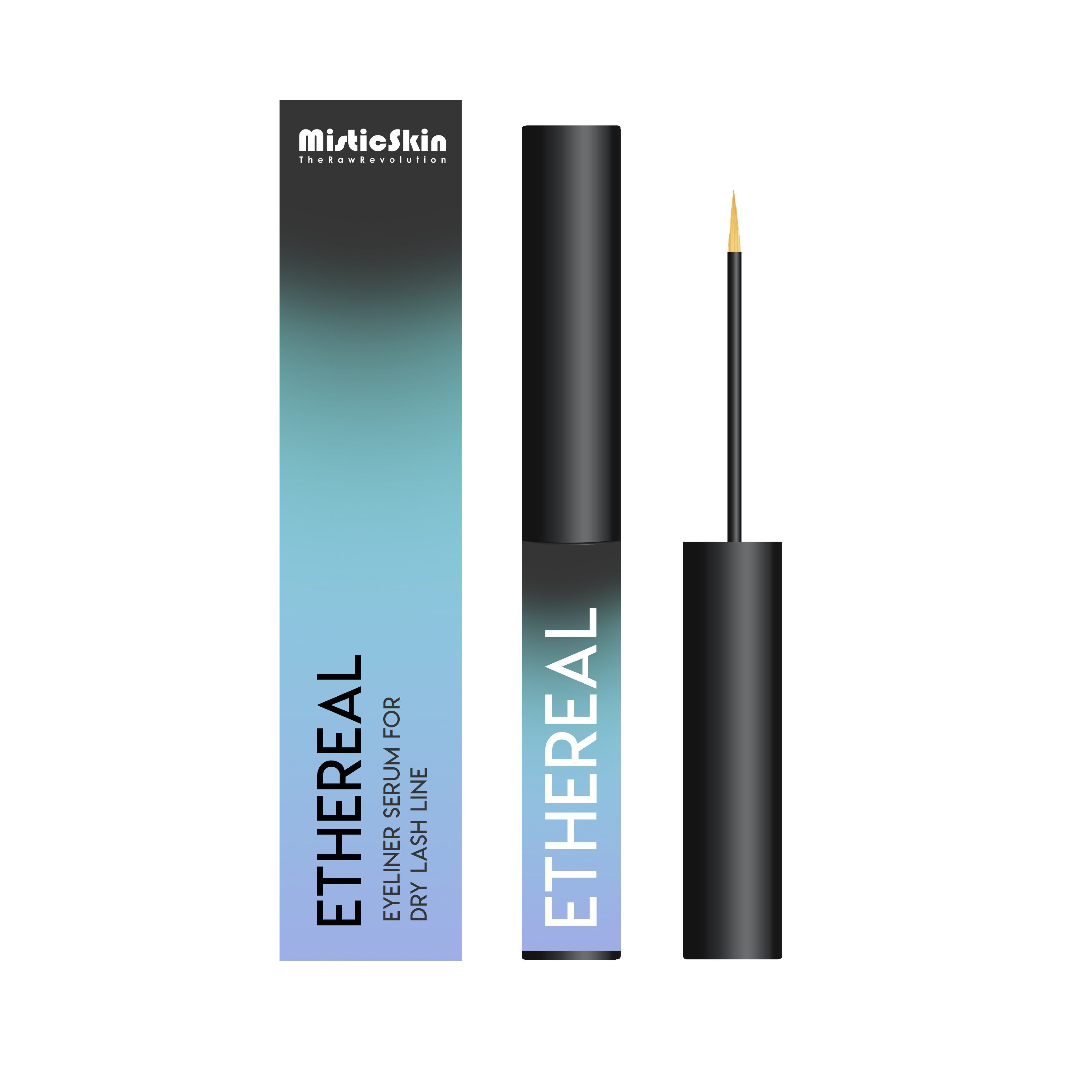 Eyeliner Serum for Dry Lash line 100 Natural and