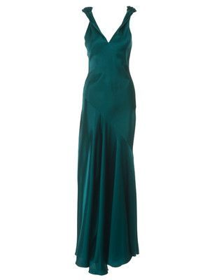 satinkleid  bodenlang  satinkleid hübsche kleider abendkleid