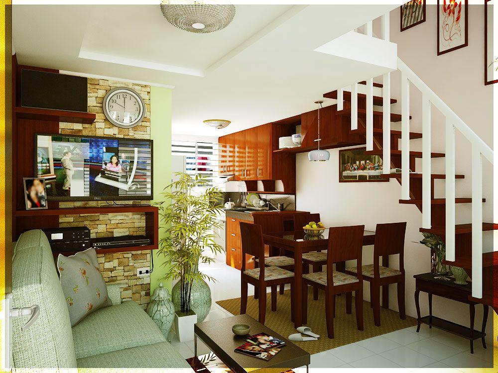65 Living Room İdeas #Living   Small house interior ...