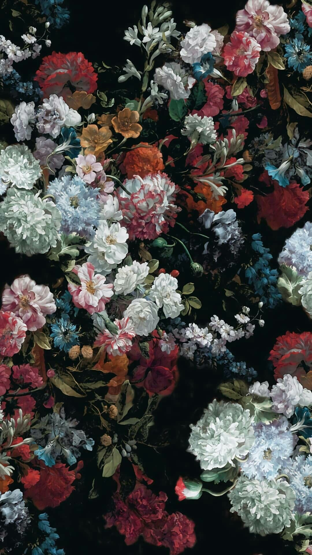 Aesthetic Floral Wallpaper Iphone