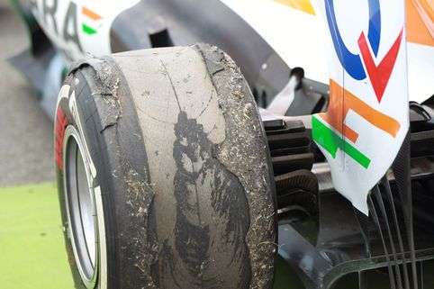 ANALYSIS: The truth behind F1's tire war - Racer.com #RACER #F1