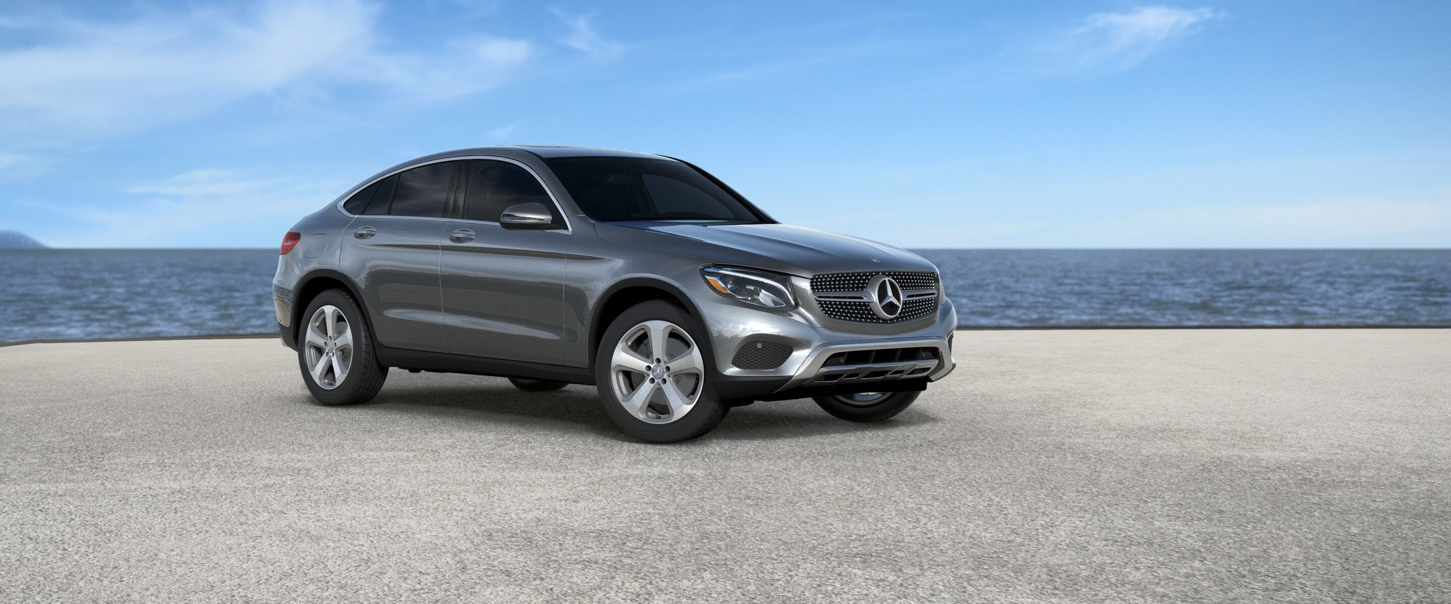 Choose Your 2017 Glc300 4matic Coupe Colors Trims Features