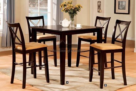 AMB Furniture  Design  Dining room furniture  Counter Height