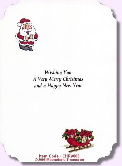 free christmas verses for cards to print - Google Search | Card ...
