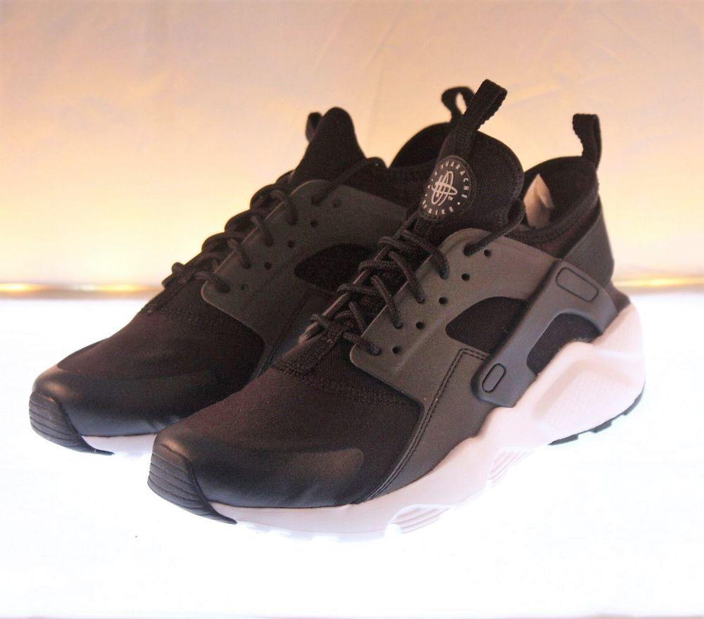 146a6501d8685 eBay #Sponsored Nike Air Huarache Run Ultra SE GS Sz 6 Black/Wolf ...