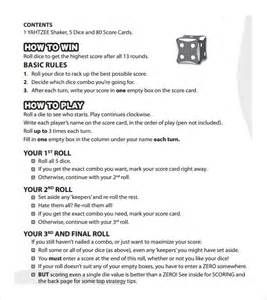 photo relating to Yahtzee Rules Printable named yahtzee guidelines printable - Yahoo Impression Glance Achievements Craft