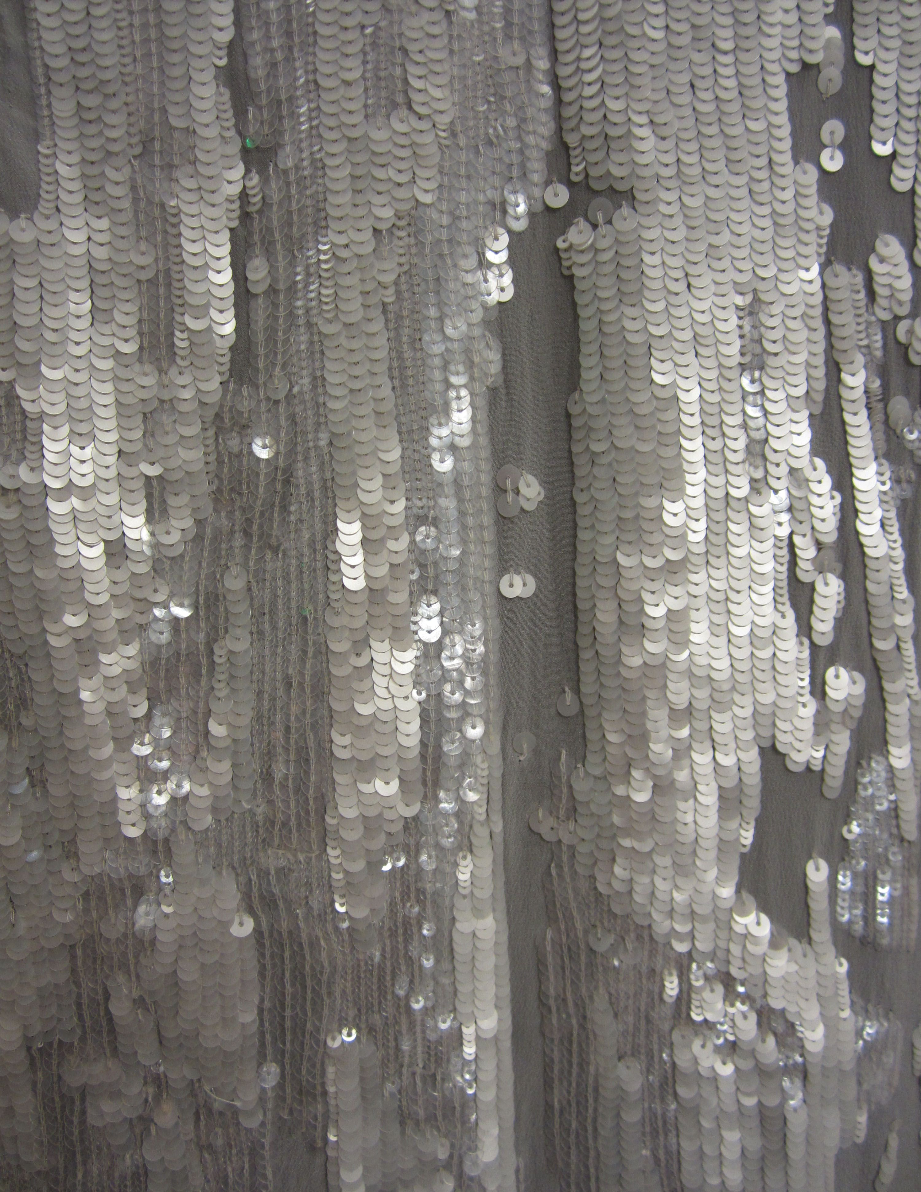 Youth Group Room Designs: #simply Halston Heritage Fall Fabrics...gray Sequin Glory