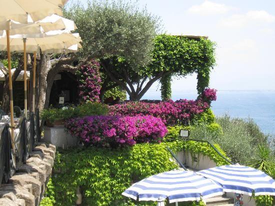 pergola sorrento Gran Hotel Capodimonte (With images