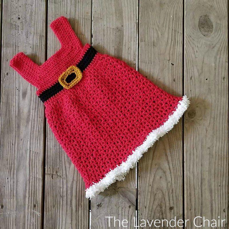 Mrs. Claus\' Winter Dress Crochet Pattern   Kostüme für baby ...