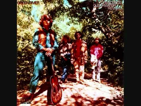 Creedence Clearwater Revival - Green River (1969) Full Album - Side one: 1. Green River 2. Commotion 3. Tombstone Shadow 4. Wrote A Song For Everyone -- Side two: 1. Bad Moon Rising 2. Lodi   3. Cross-Tie Walker 4. Sinister Purpose 5. The Night Time Is The Right Time