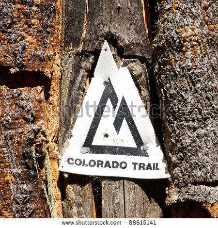 image result for colorado trail symbols