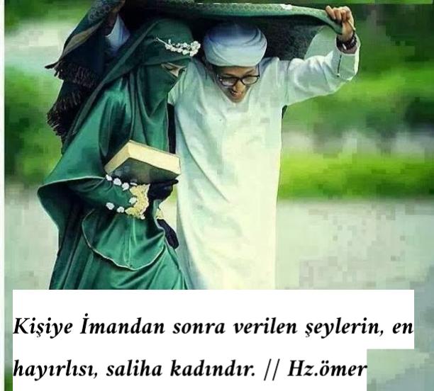 Hz Omer Sozleri Saliha Kadin Raincoat Fashion Hadis