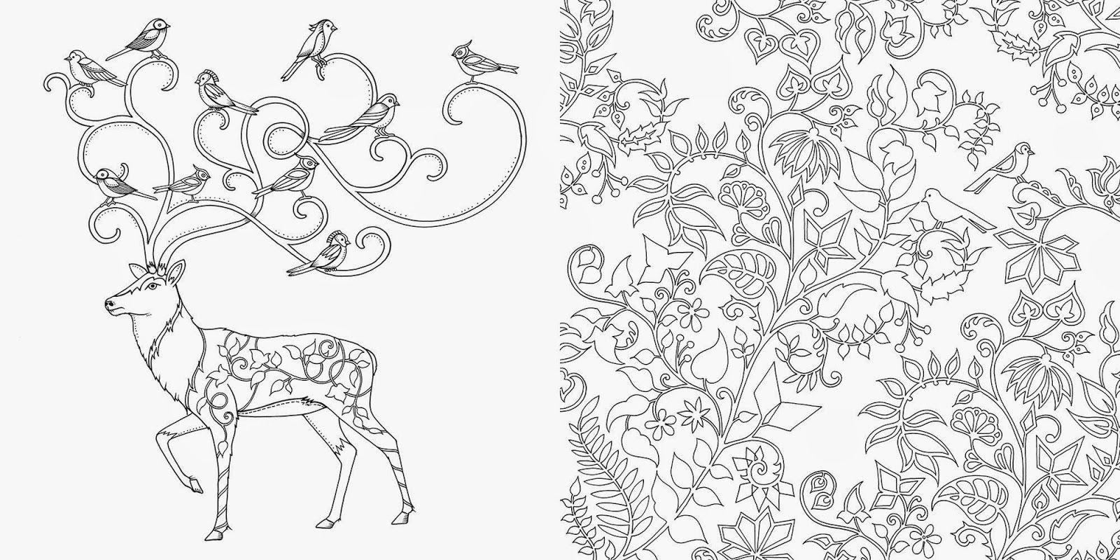 Image Result For Adult Coloring Book Pages Secret Garden