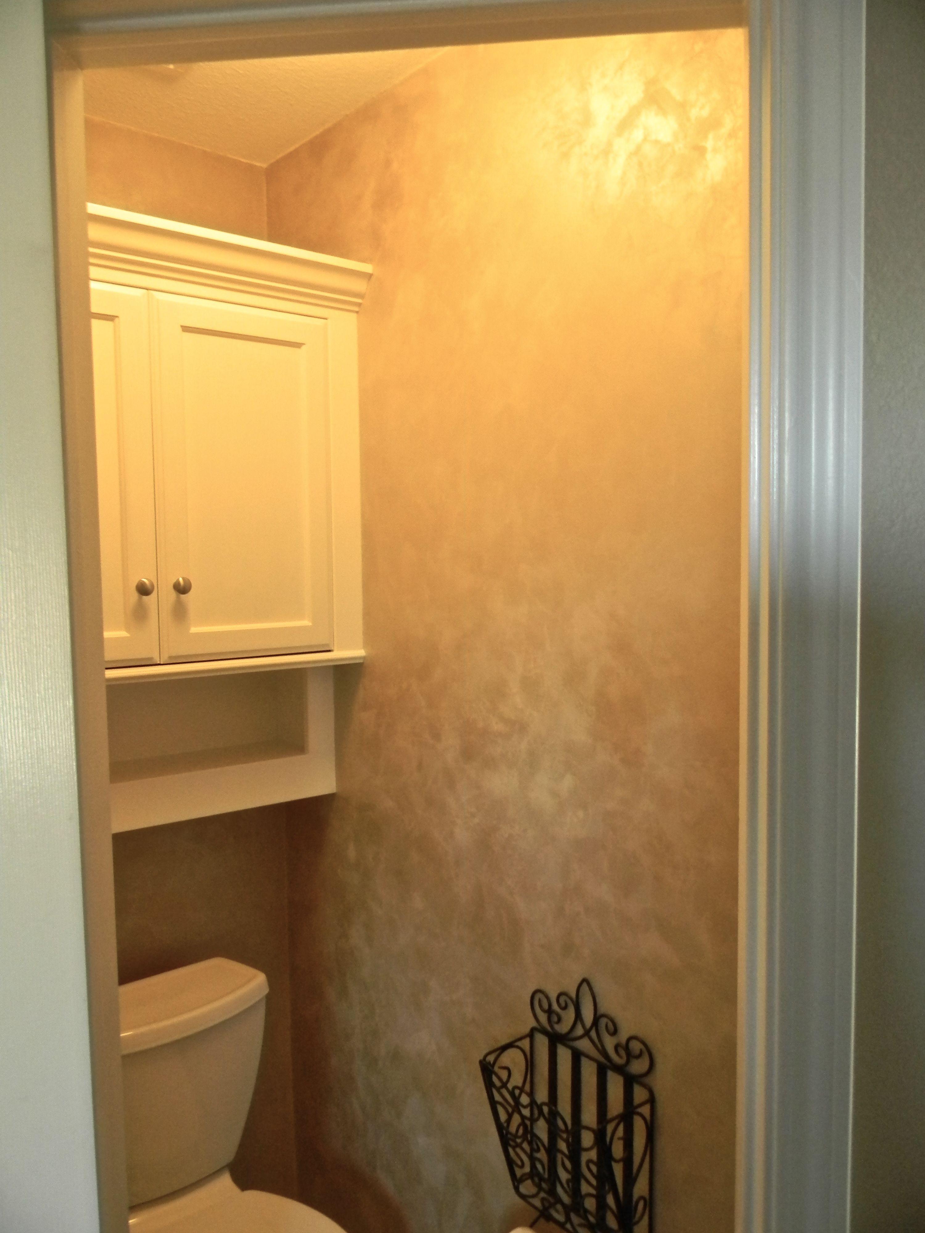 Gold decorative plaster | Murals and Artwork | Pinterest ...
