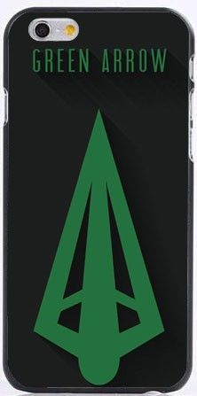 2015 the logo of Green Arrow Cover case for iphone 4 4s 5 5s