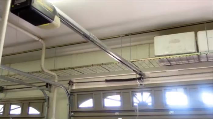 Beau Garage Storage Rack Using Unistrut