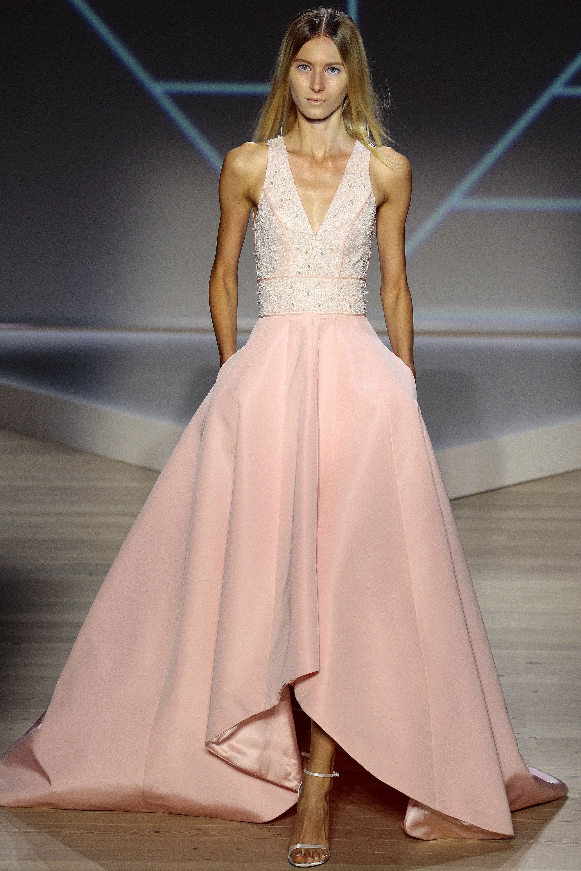 Pamella Roland Spring 2016 Ready-to-Wear Fashion Show | Verano 2016 ...