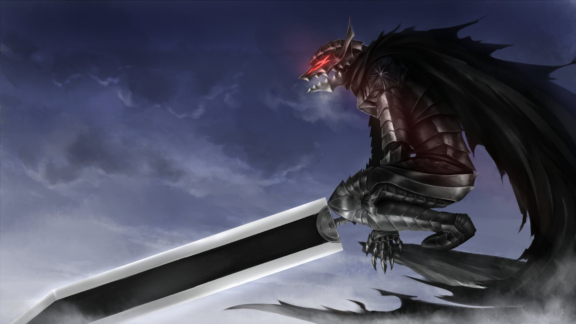 Anime Berserk Guts Berserk Wallpaper Berserk Anime Anime Wallpaper