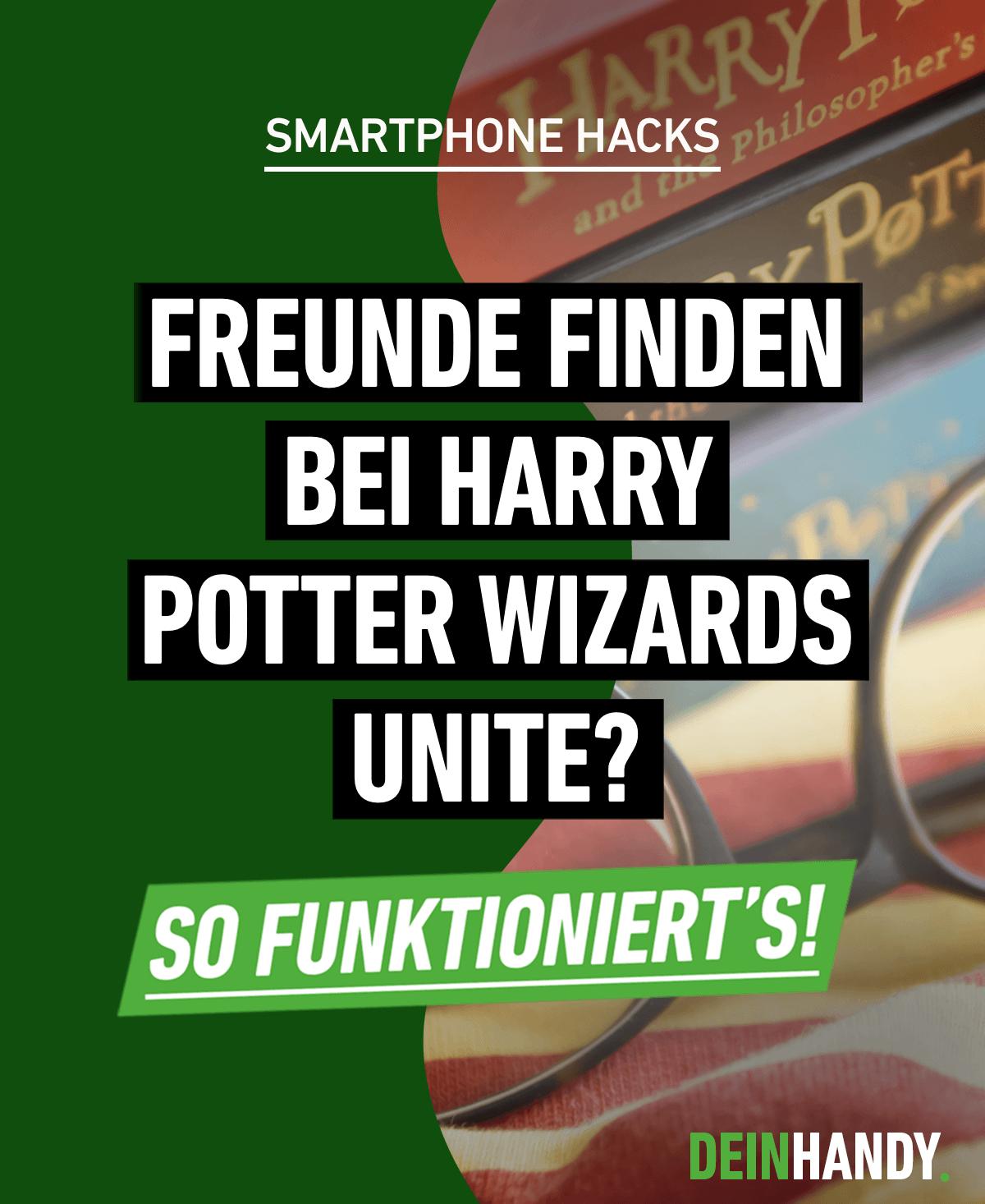 Harry Potter Wizards Unite Freunde Finden Freundescode Sammlung Freunde Finden Harry Potter Freunde