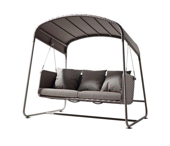 Cave Swing Sofa Tex By Cane Line Garden Sofas Balancelle De