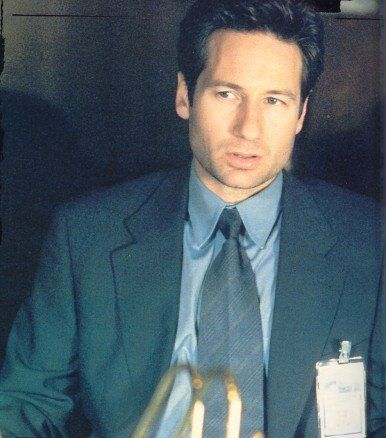 The X-Files, Fox Mulder