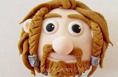 """Loja cria cupcakes inspirados nos personagens de """"O Hobbit""""!"""