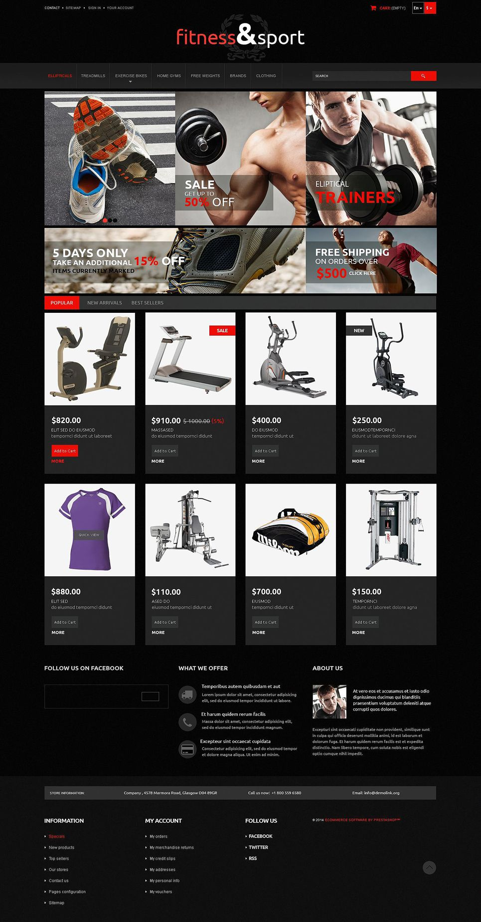 Exercise fitness gear theme 51850