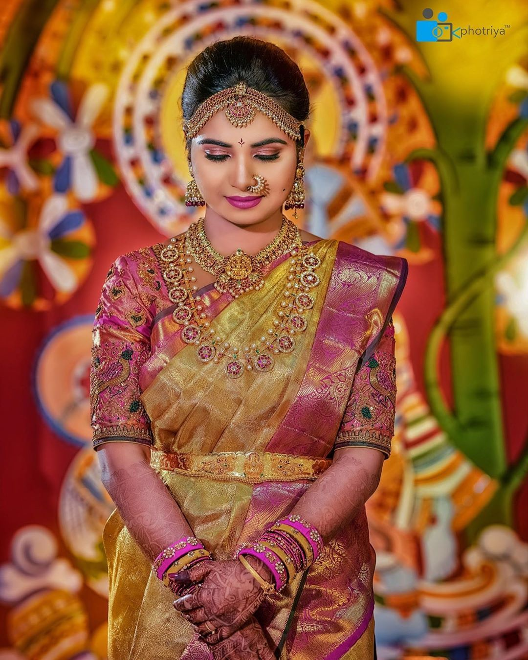 Photo of Unique South Indian Bridal Jewellery Ideas For This Wedding Season