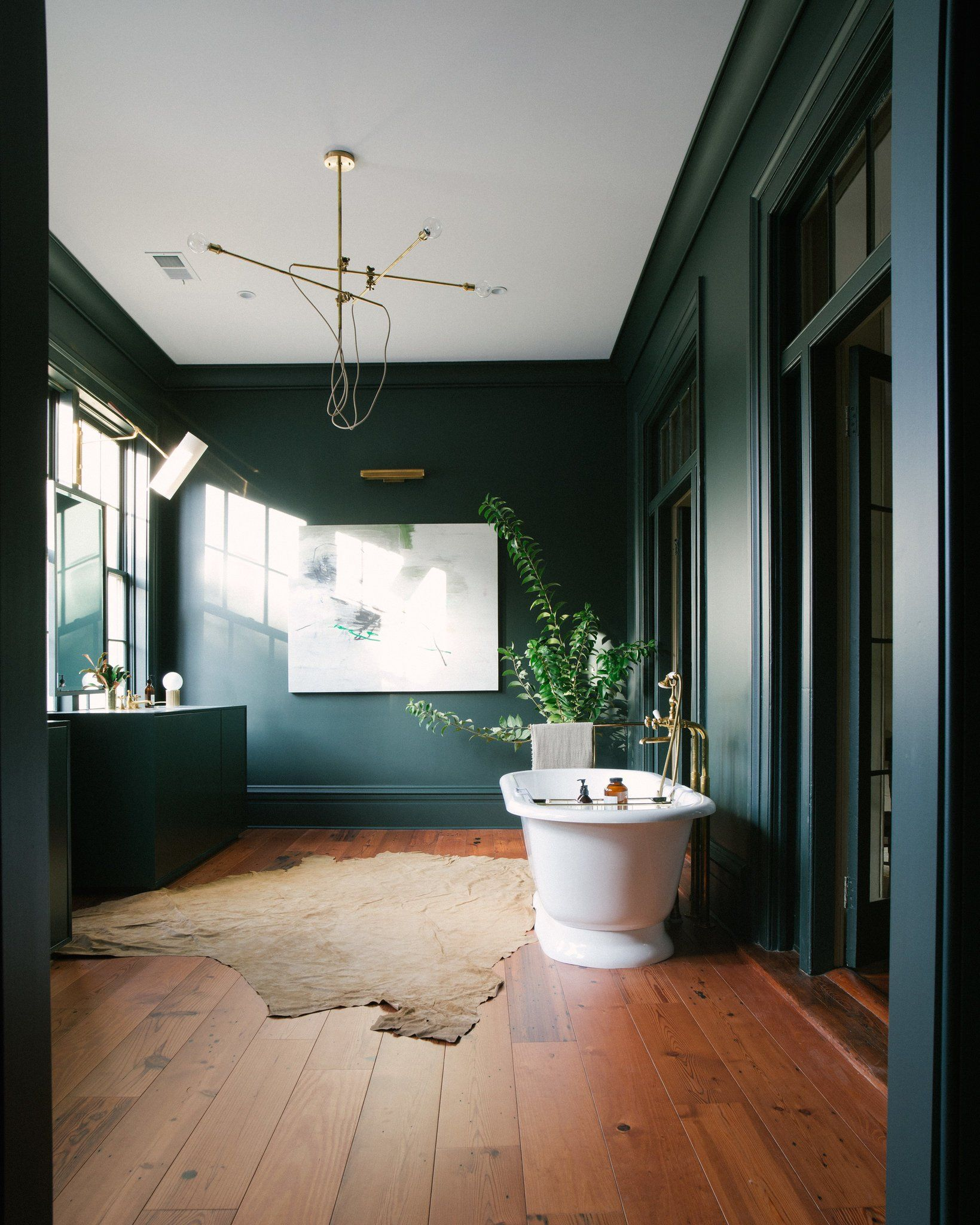 Inside a Charleston Rowhouse Designed by Workstead Studio