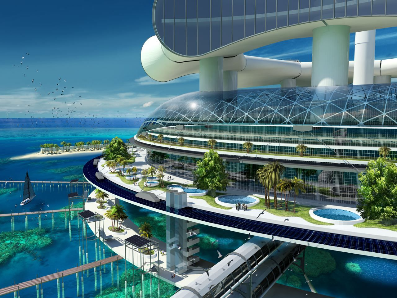 Concept design Grand Cancun Mexico Places Beautiful World