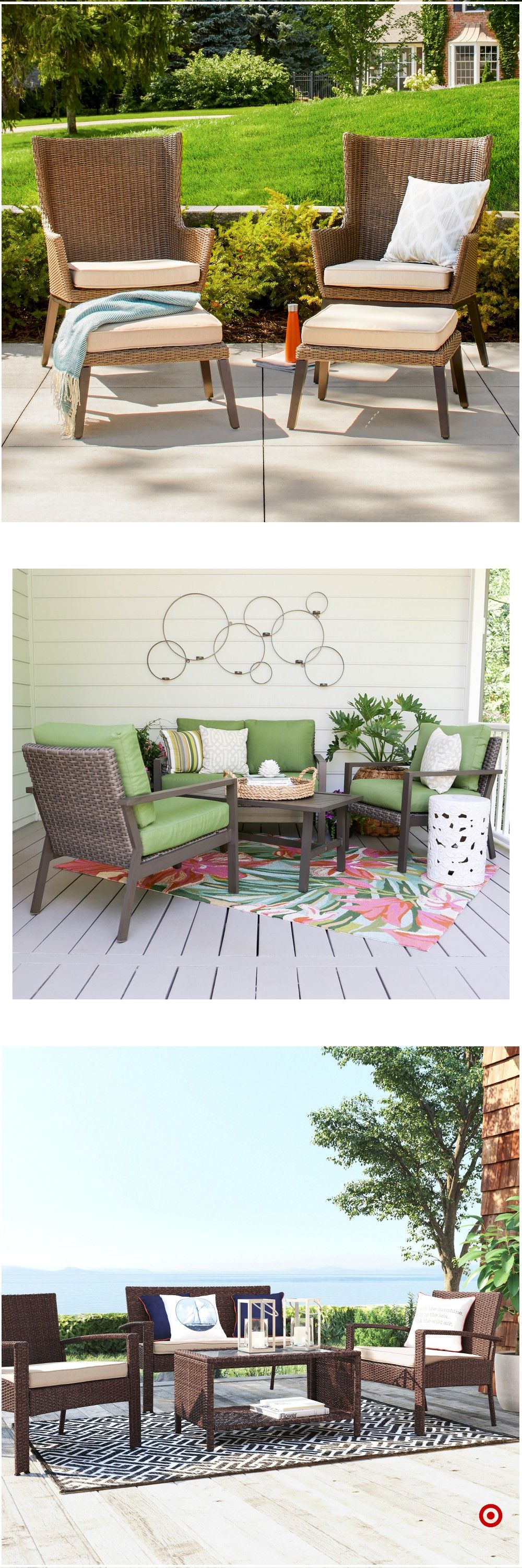 Shop Target for patio seating set you will love at great low prices ...
