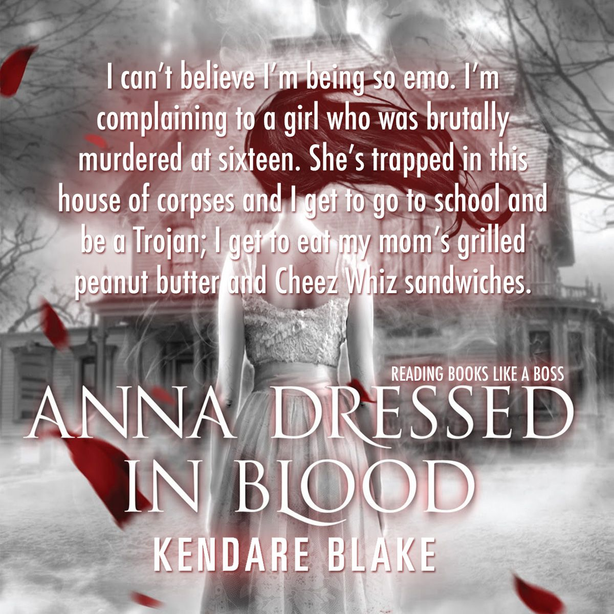 Anna Dressed In Blood By Kendare Blake Books 3 Anna Dressed In
