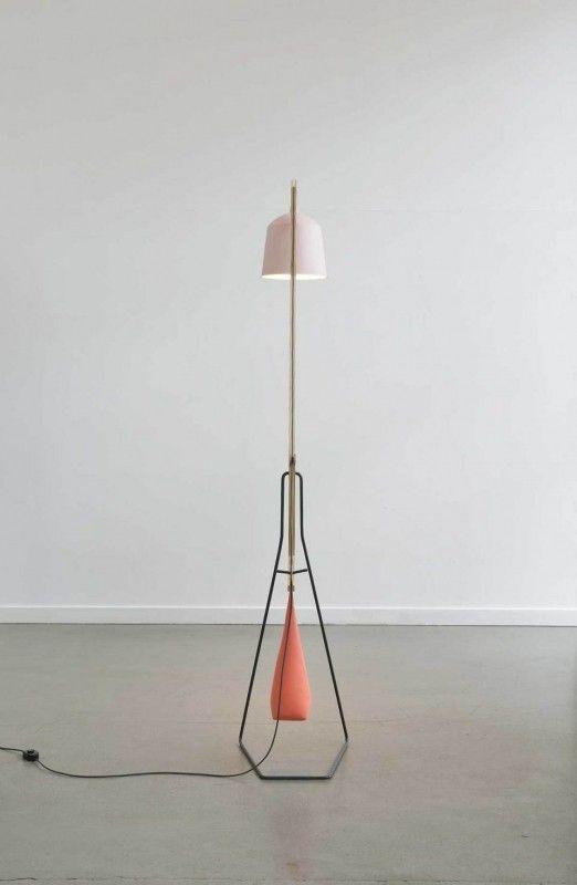 Architect floor lamp foter