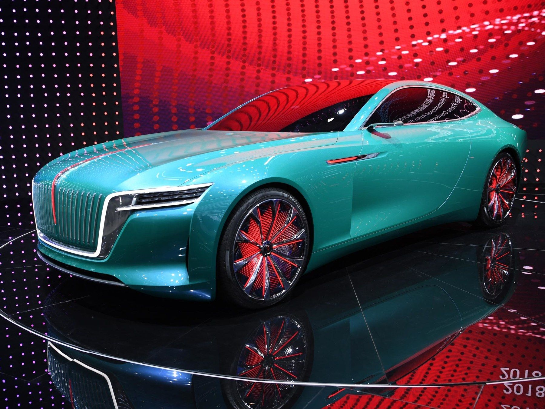 Wild Rides From Beijing\'s Bling-Flinging Car Show | WIRED ...