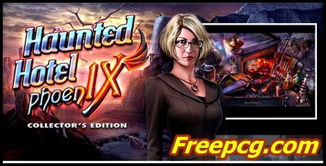Haunted Hotel Phoenix Free Download PC Game