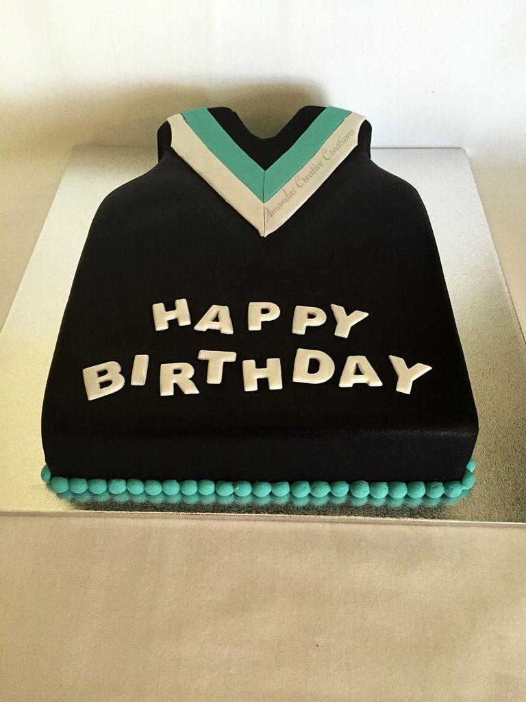 port adelaide fc power cake my cakes pinterest cakes on birthday cake in adelaide