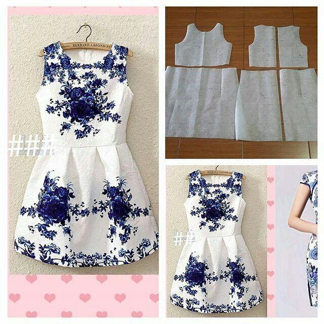 Pin by Riznariz on tailoring | Pinterest | Dress patterns, Pattern ...