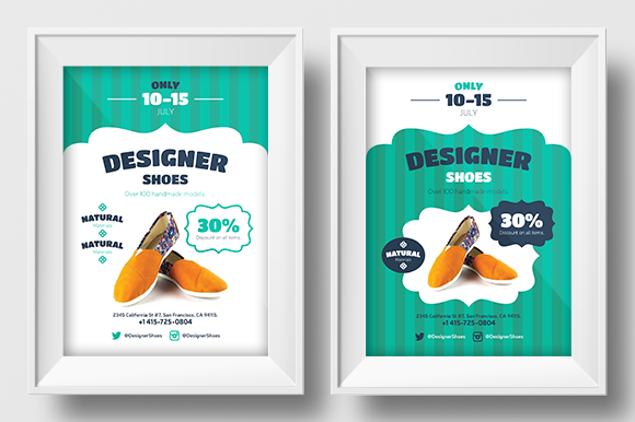 promotional flyers templates