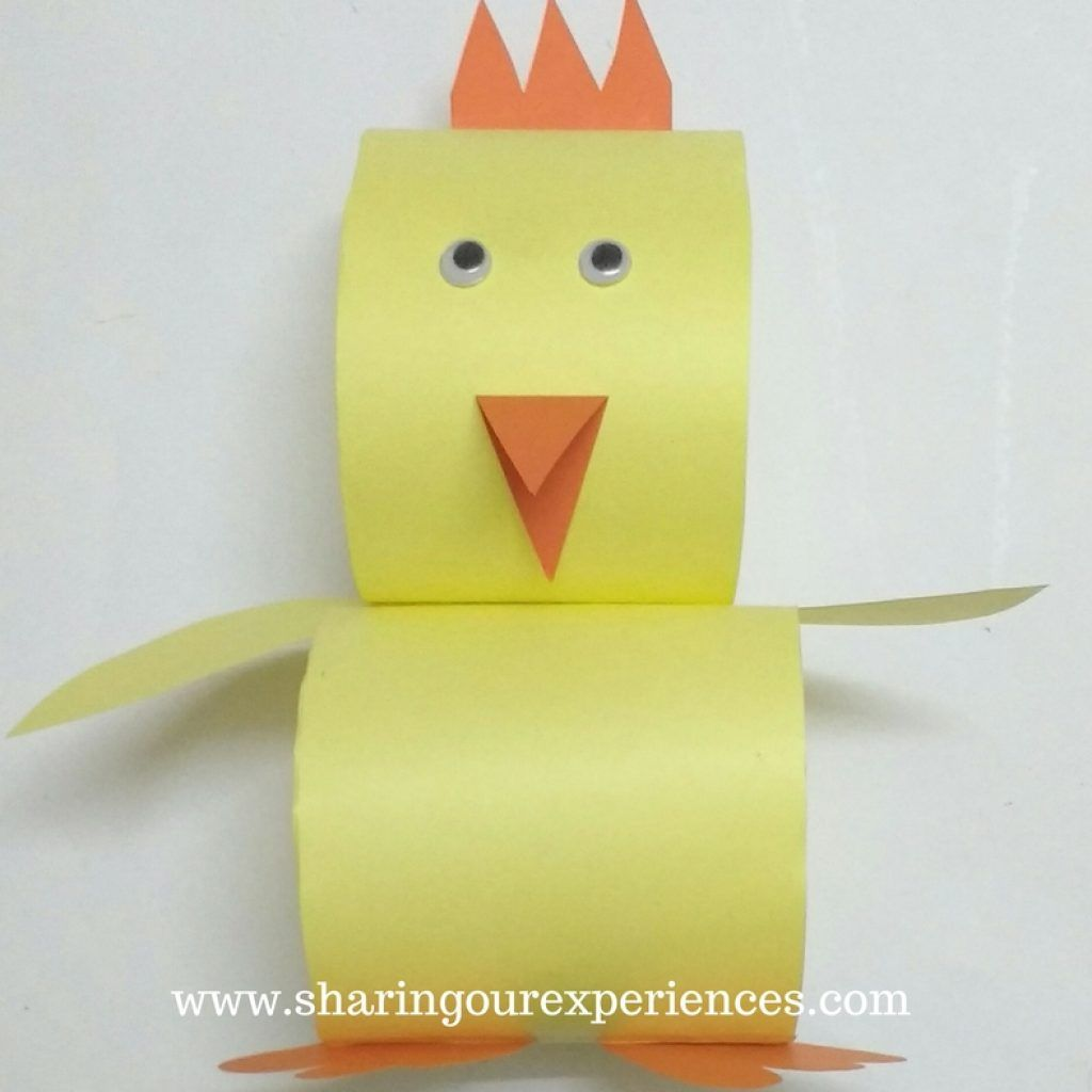14 Fun And Easy Easter Crafts For Kids Construction Paper Crafts