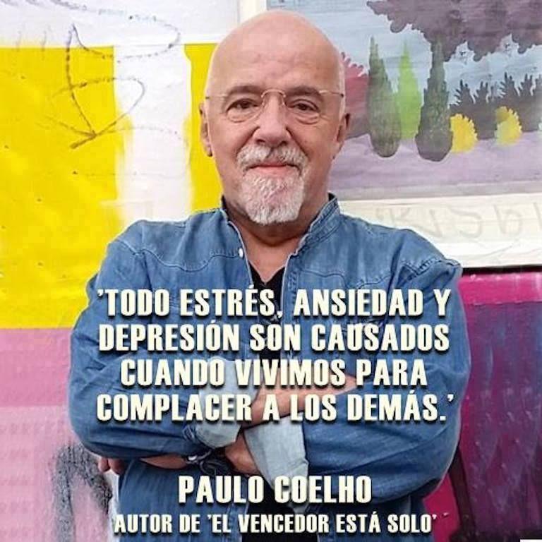 El Vencedor No Está Solo Frases De Paulo Paulo Coelho Y