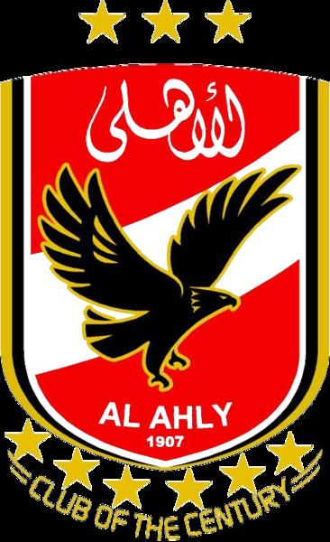 AlAhly SC … Soccer club, Football team logos, Soccer logo