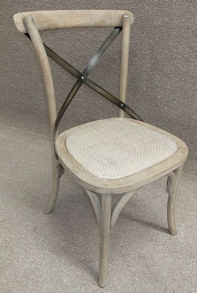 Bentwood Cross Back Chairs Choice Of Oak Or Elm Rattan Or Solid