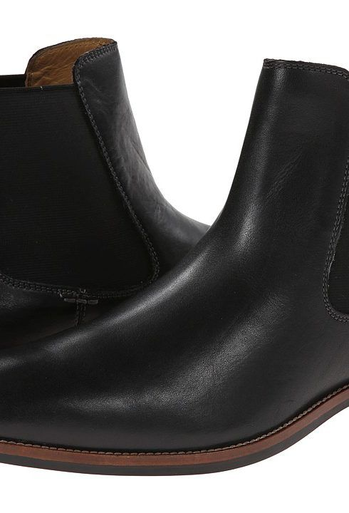 Cole Haan Lenox Hill Chelsea (Black Waterproof) Men's Shoes - Cole Haan,  Lenox