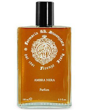 Ambra Nera Parfum Concentration W Spray Atomizer By Farmacia Ss