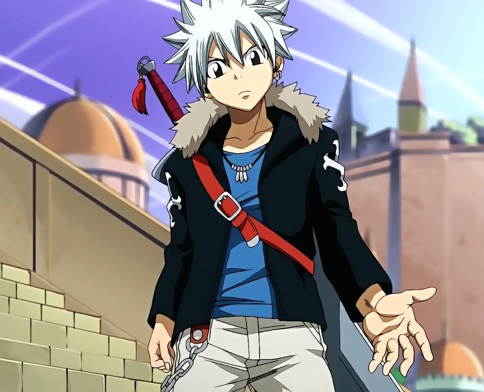 Haru Glory Rave master, Fairy tail et Manga