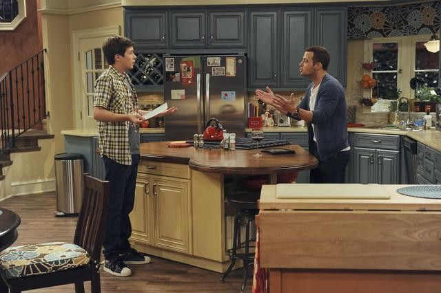 Melissa And Joey Kitchen This Is The Color I Want